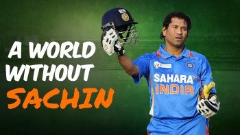 HOW WOULD THE WORLD BE WITHOUT SACHIN.?! A MUST WATCH.!