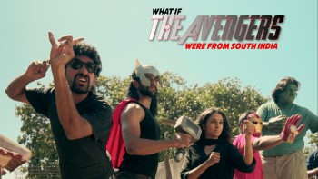 WHAT IF AVENGERS WERE FROM SOUTH INDIA.?! FUNNY VIDEO!