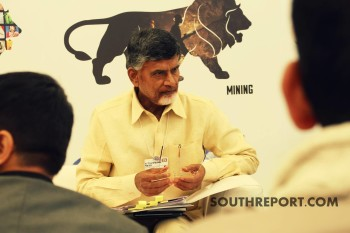 "CHANDRABABU NAIDU ATTRACTS WALMART, PEPSICO AND WIPRO WITH ""MADE IN ANDHRA"" CAMPAIGN AT DAVOS."