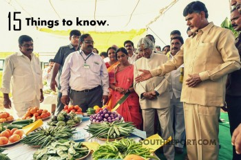 15 THINGS TO KNOW ABOUT ANDHRA PRADESH'S AGRICULTURE MISSION.