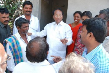 A SMALL CONSTITUENCY IN ANDHRA PRADESH BECAME A MODEL TOWN FOR SWACHH BHARATH.