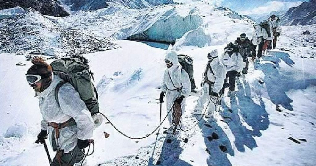 How the Indian Army stays fighting fit at the LAC in harsh winters.