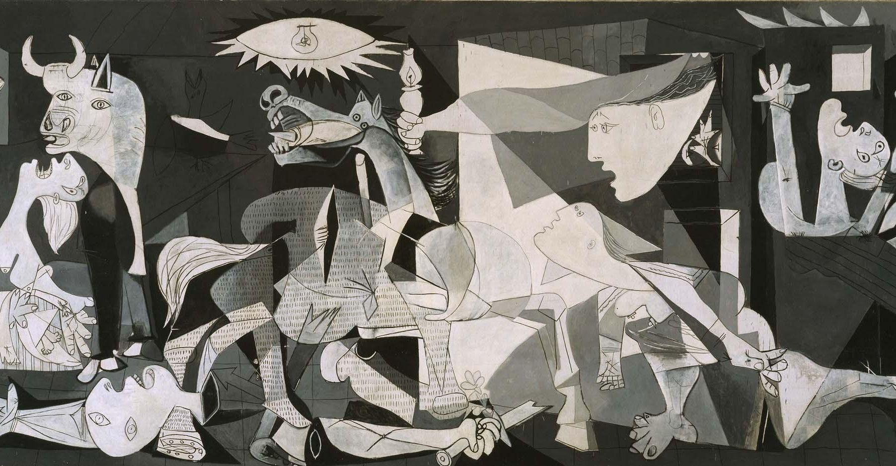 10 Hidden Facts About Picasso's Guernica